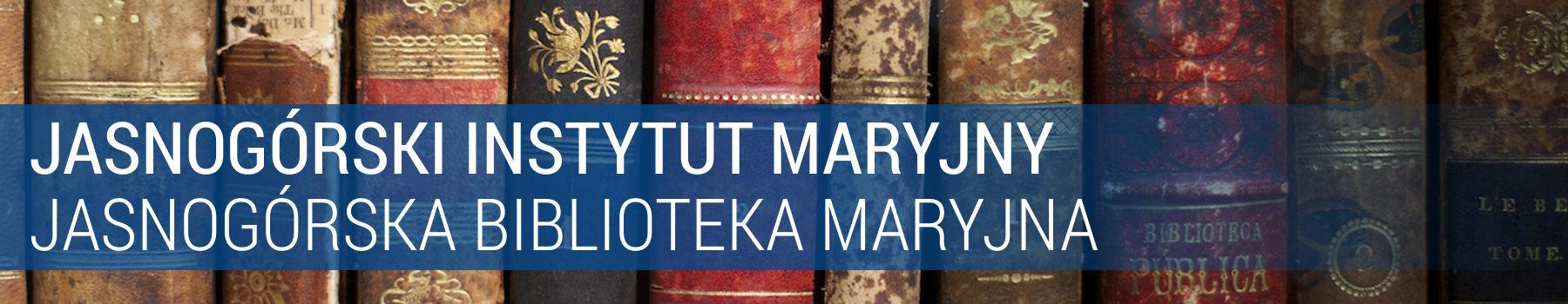 Biblioteka Maryjna na Jasnej Górze
